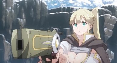 Kohakuiro no Hunter The Animation Episode 1 Subbed