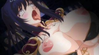 Zoku Oujo & Onna Kishi W Dogehin Roshutsu: Chijoku no Misemono Episode 1