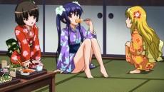 Shoujo x Shoujo x Shoujo The Animation Episode 2 Subbed