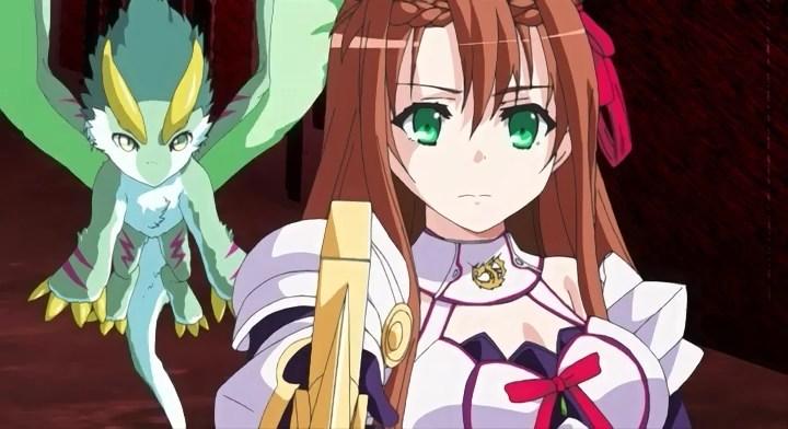Venus Blood: Brave Episode 2 Subbed