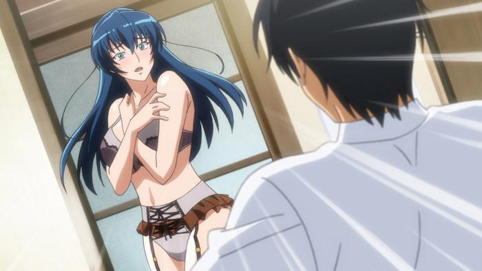 Taimanin Asagi 3 Episode 1 Subbed