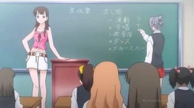 Shoujo Sect: Innocent Lovers Episode 2 Subbed